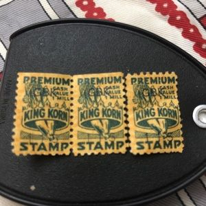 Old antique stamps
